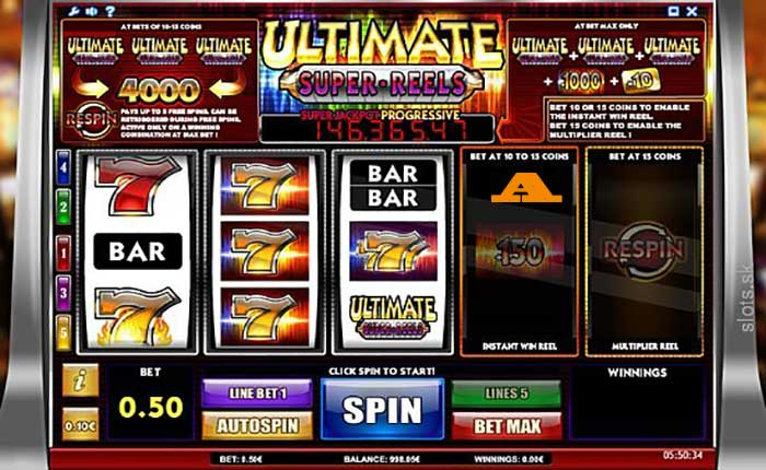 Ultimate-Super-Reel-Slot